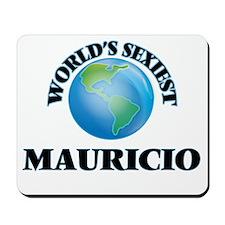 World's Sexiest Mauricio Mousepad