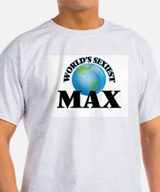 World's Sexiest Max T-Shirt