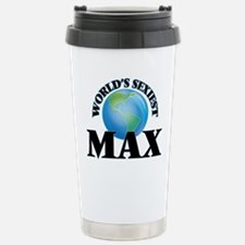 World's Sexiest Max Stainless Steel Travel Mug