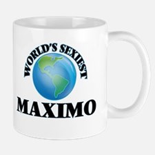 World's Sexiest Maximo Mugs