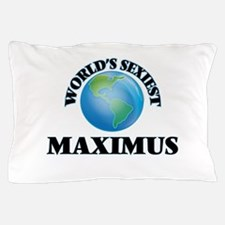 World's Sexiest Maximus Pillow Case
