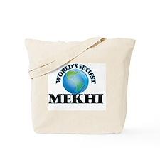 World's Sexiest Mekhi Tote Bag