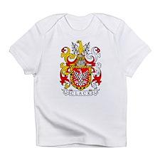Clack Coat of Arms Infant T-Shirt