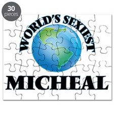 World's Sexiest Micheal Puzzle