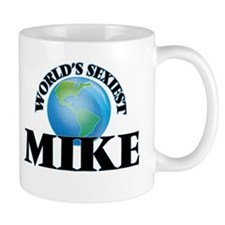 World's Sexiest Mike Mugs
