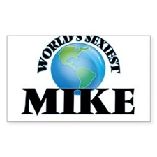 World's Sexiest Mike Decal