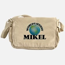 World's Sexiest Mikel Messenger Bag
