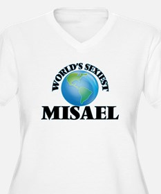 World's Sexiest Misael Plus Size T-Shirt