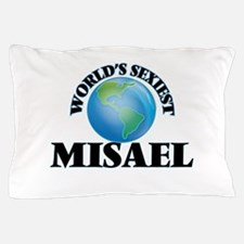 World's Sexiest Misael Pillow Case