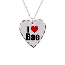 I Love Bae Necklace
