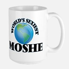 World's Sexiest Moshe Mugs