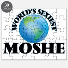 World's Sexiest Moshe Puzzle