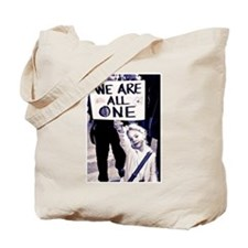 WE ARE ALL ONE Tote Bag