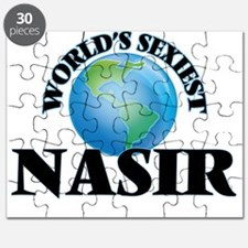 World's Sexiest Nasir Puzzle