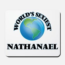World's Sexiest Nathanael Mousepad