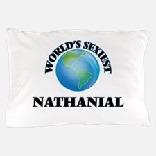 World's Sexiest Nathanial Pillow Case