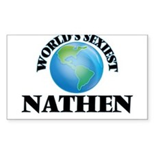 World's Sexiest Nathen Decal