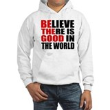 Be the good in the world Light Hoodies