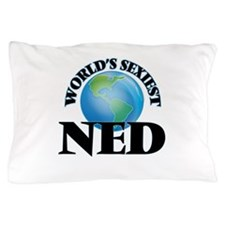 World's Sexiest Ned Pillow Case