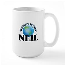 World's Sexiest Neil Mugs