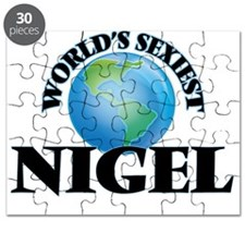 World's Sexiest Nigel Puzzle