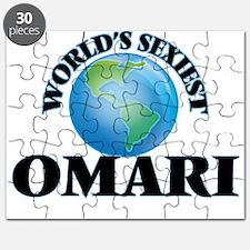 World's Sexiest Omari Puzzle