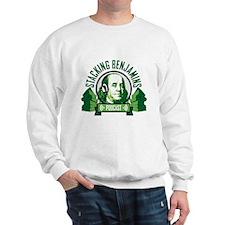 Funny Stacked Sweatshirt