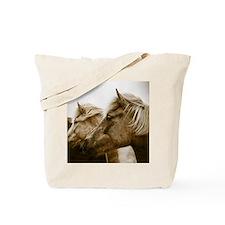 Icelandic Pony Duo Tote Bag