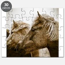 Icelandic Pony Duo Puzzle