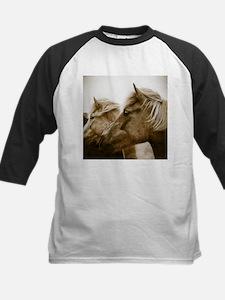 Icelandic Pony Duo Baseball Jersey