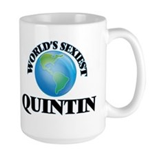World's Sexiest Quintin Mugs