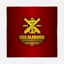 CSS Alabama Queen Duvet