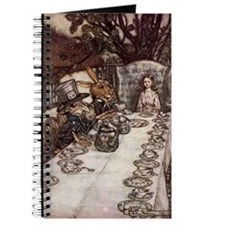 Mad Tea Party Journal