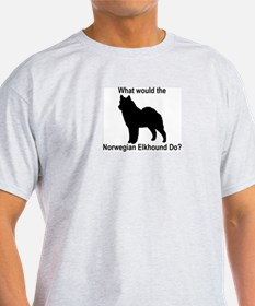What would the Norwegian Elkh T-Shirt