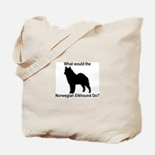What would the Norwegian Elkh Tote Bag