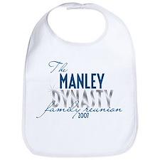 MANLEY dynasty Bib