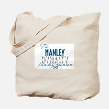 MANLEY dynasty Tote Bag