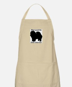 What would the Chow Chow do BBQ Apron