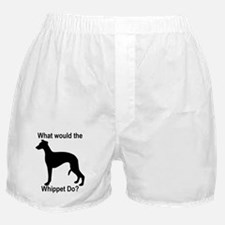 What would the Whippet do Boxer Shorts