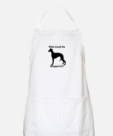 What would the Whippet do BBQ Apron
