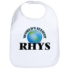 World's Sexiest Rhys Bib