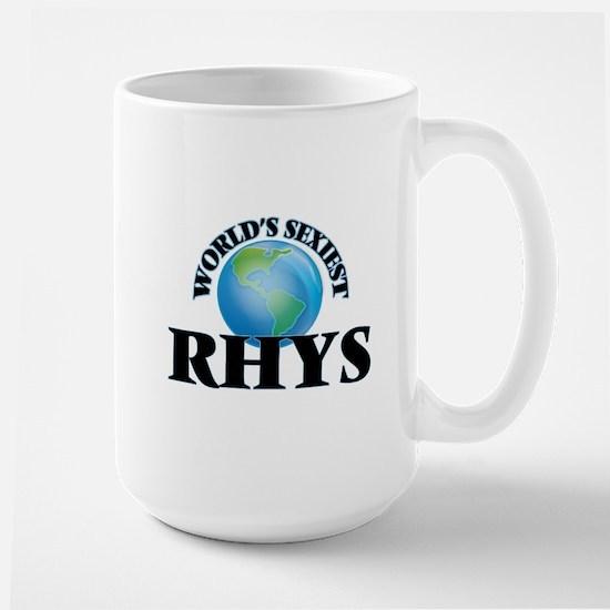 World's Sexiest Rhys Mugs
