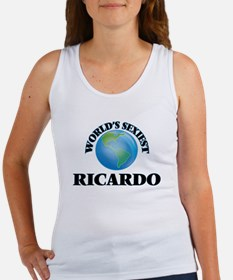 World's Sexiest Ricardo Tank Top