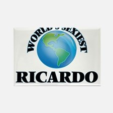 World's Sexiest Ricardo Magnets