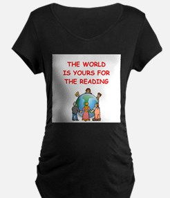 read Maternity T-Shirt