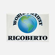World's Sexiest Rigoberto Magnets