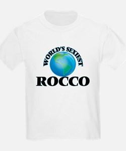 World's Sexiest Rocco T-Shirt