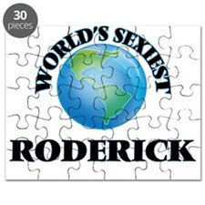 World's Sexiest Roderick Puzzle