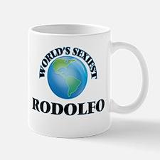 World's Sexiest Rodolfo Mugs
