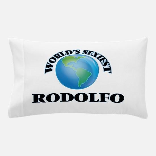 World's Sexiest Rodolfo Pillow Case